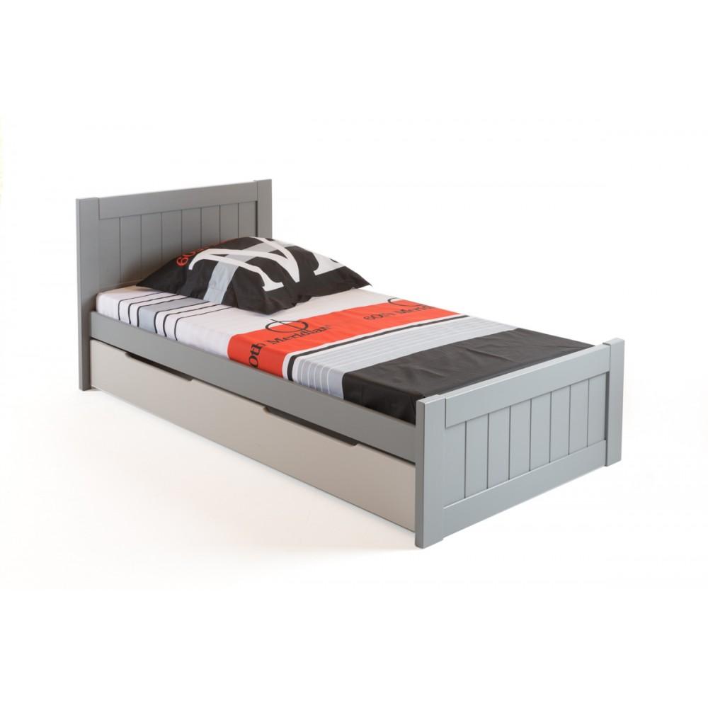 tiroir sous lit hugo. Black Bedroom Furniture Sets. Home Design Ideas