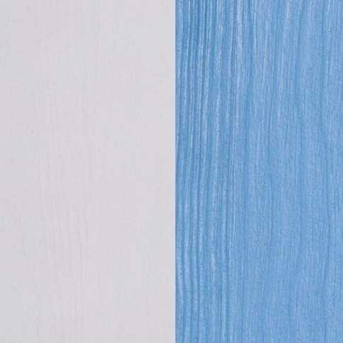 Perle / Bleu